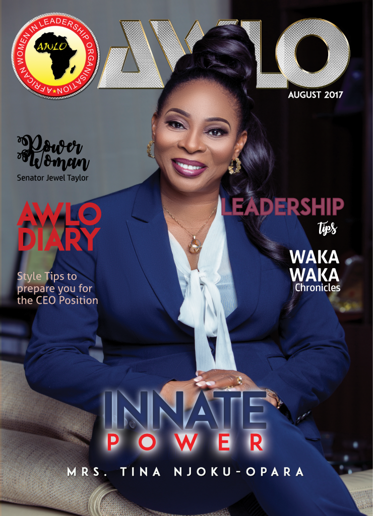 AWLO Magazine - Innate Power Edition